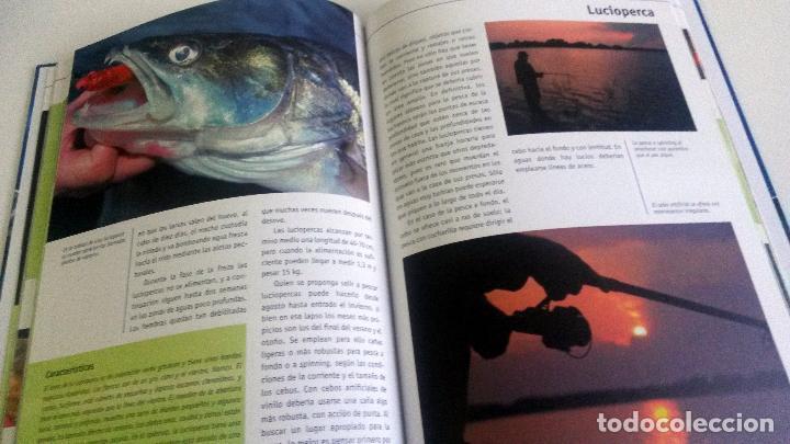Libros: LIBRO: GRAN ATLAS DE LA PESCA. - Foto 2 - 78900541