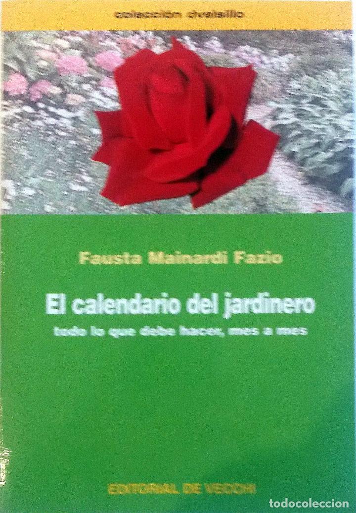 LIBRO: EL CALENDARIO DEL JARDINERO. (Libros Nuevos - Ocio - Otros)