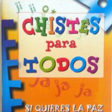 Libros: LIBRO: CHISTES PARA TODOS. . Lote 78909473