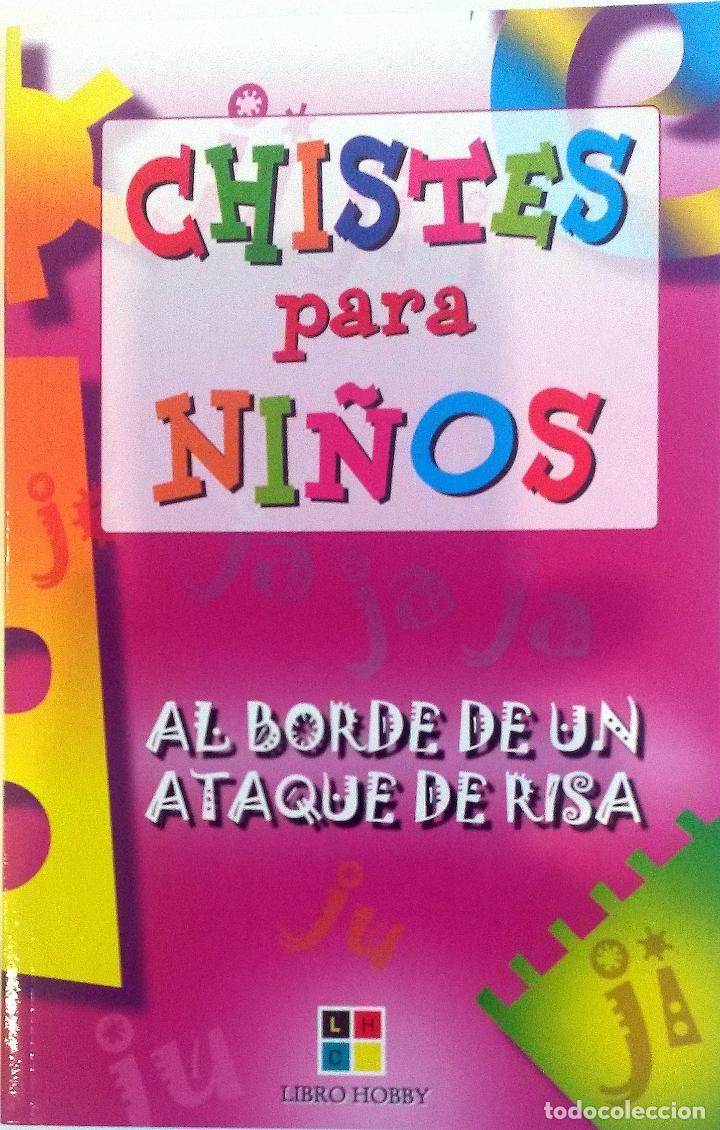 LIBRO: CHISTES PARA NIÑOS. (Libros Nuevos - Ocio - Otros)