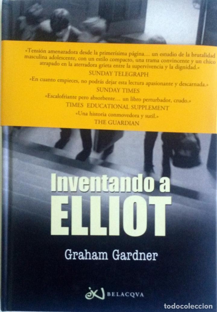 Libros: LIBRO: INVENTANDO A ELLIOT. - Foto 2 - 78916229