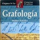 Libros: LIBRO: GRAFOLOGÍA. . Lote 78917161
