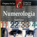 Libros: LIBRO: NUMEROLOGÍA. . Lote 78917577