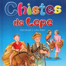 Libros: CHISTES DE LEPE - SUSAETA EDICIONES (NUEVO). Lote 81152856