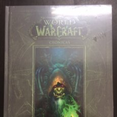 Libros: WORLD OF WARCRAFT. CRONICAS: VOLUMEN II (CARTONÉ). Lote 87213932