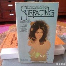 Libros: SURFACING (MARGARET ATWOOD). Lote 91622520