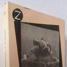Libros: LA LLAMADA DE LAS PROFUNDIDADES . EDUARDO ADMENTLLA. 1961 CAMPEÓN DE INMERSIÓN. Lote 95450463