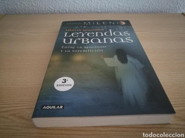 libro leyendas urbanas. alberto granados. cuart - Comprar en ...