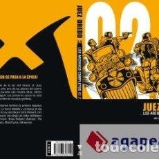 Libros: JUEZ DREDD: LOS ARCHIVOS COMPLETOS 02.2 EDICIONES KRAKEN. Lote 95846950