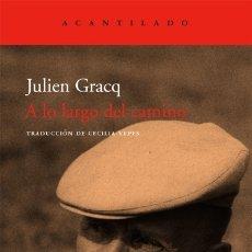 Libros: A LO LARGO DEL CAMINO EL ACANTILADO. Lote 98616355