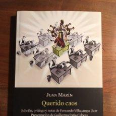 Libros: QUERIDO CAOS. Lote 98698059
