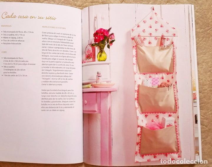 Libros: Libro manualidades costura y decoración decorar casa a estrenar ed drac - Foto 2 - 101286643