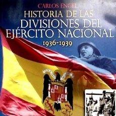 Livres: HISTORIA DIVISIONES EJERCITO NACIONAL 2ª. Lote 106563486