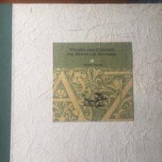 Libros: VOCABULARIO CORDOBÉS DEL MONTE Y LA MONTERÍA POR MARIANO AGUAYO CASA. Lote 107631399