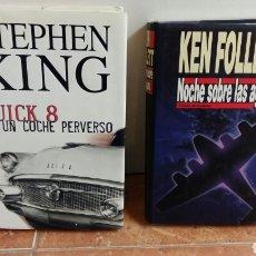 Libros: 2 LIBROS. Lote 112175782