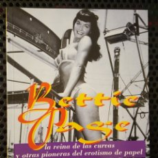 Libros: LIBRO - BETTIE PAGE - EDITORIAL MIDONS - ISABEL ANDRADE. Lote 113397818