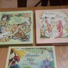 Libros: LOTE DE 3 LIBRITOS DE RITA SCHNITZER. Lote 114538043