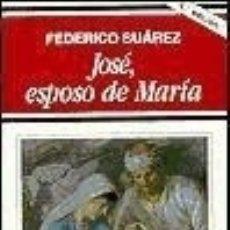 Libros: JOSÉ, ESPOSO DE MARÍA. Lote 115575736