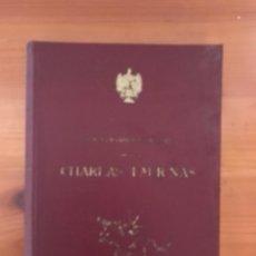 Libros: CHARLAS TAURINAS, LUIS FERNANDEZ SALCEDO 1947. Lote 117962156