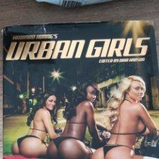 Libros: LIBRO FOTOGRAFÍA EROTICA * URBAN GIRLS * HOWARD HUANG'S * TAPA DURA * 22X31 *THE EROTIC PHOTOGRAPHY. Lote 119277810