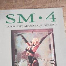 Libros: LIBRO FOTOGRAFÍA EROTICA * LOS ILUSTRADORES DEL DOLOR 24X33 * SADOMASOQUISMO *THE EROTIC PHOTOGRAPHY. Lote 119278746