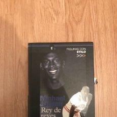 Libros: MICHAEL JORDAN, REY DE REYES (MADRID, 2002). Lote 120735530