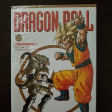 Libros: DRAGON BALL COMPENDIO 03. Lote 121824523