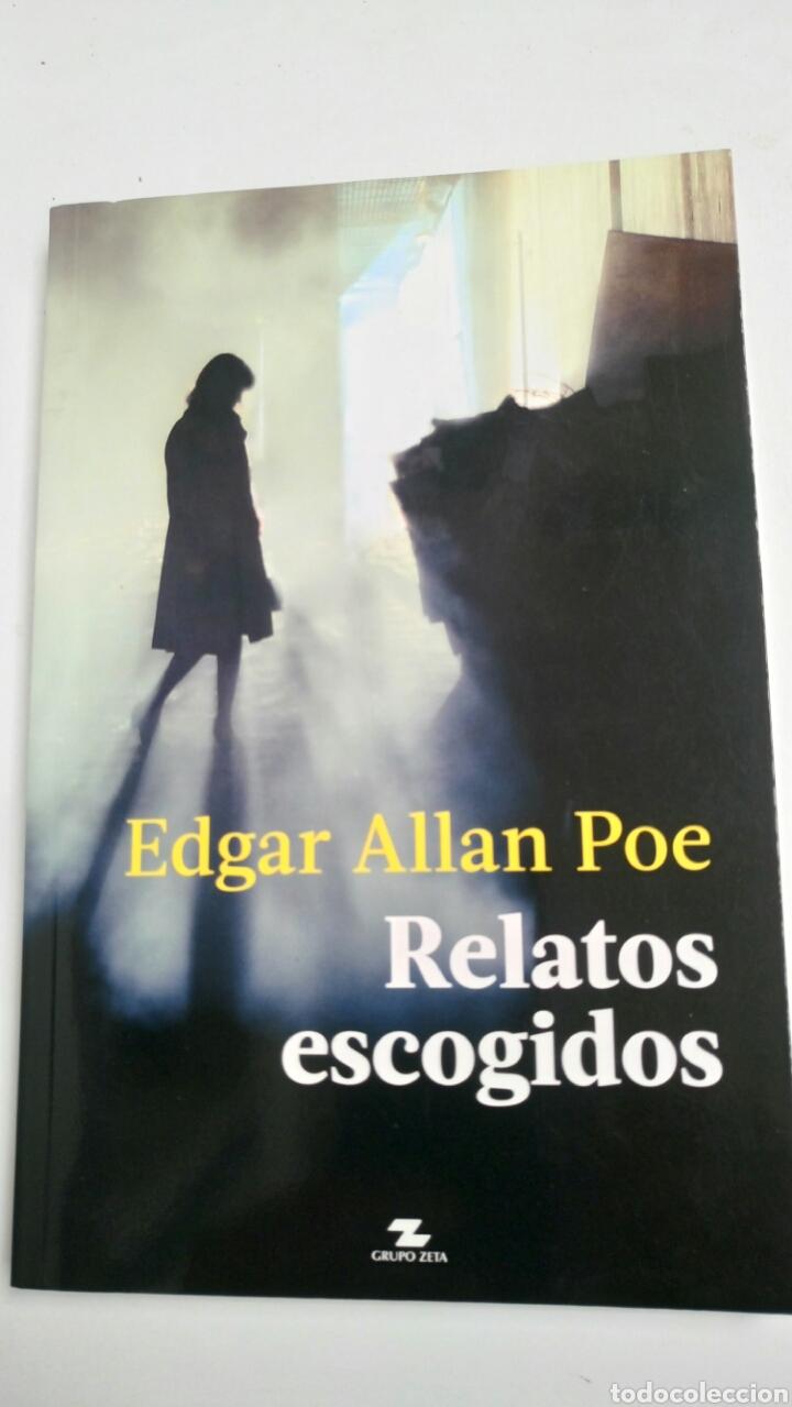 RELATOS ESCOGIDOS, DE EDGAR ALLAN POE, 19 RELATOS. (Libros Nuevos - Ocio - Otros)