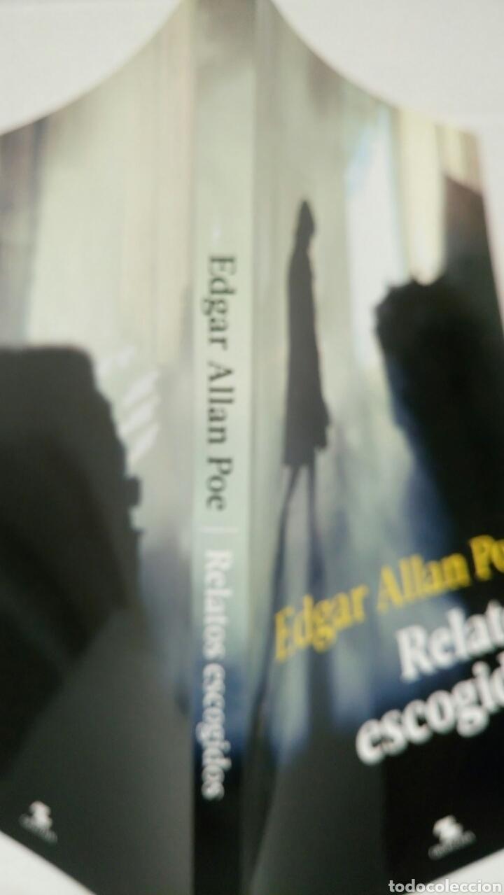 Libros: RELATOS ESCOGIDOS, de Edgar Allan Poe, 19 relatos. - Foto 2 - 122537978