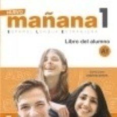 Libros: NUEVO MAÑANA 1 A1. LIBRO DEL ALUMNO. Lote 111786142