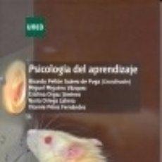 Libros: PSICOLOGÍA DEL APRENDIZAJE. Lote 99188839