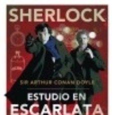 Libros: ESTUDIO EN ESCARLATA. Lote 74059354