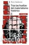 TRAS LAS HUELLAS DEL MATERIALISMO HISTÓRICO (Libros Nuevos - Ocio - Otros)