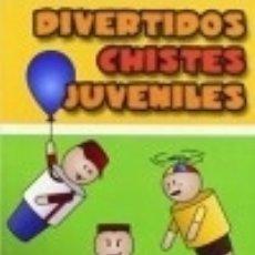 Libros: DIVERTIDOS CHISTES JUVENILES PLUTON EDICIONES. Lote 70970525