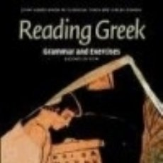 Livres: READING GREEK. Lote 71009690