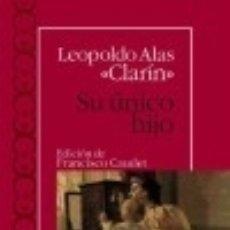 Livros: SU ÚNICO HIJO. Lote 112985724