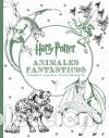 HARRY POTTER-ANIMALES FANTÁSTICOS LIBRO PARA COLOREAR MAGAZZINI SALANI (Libros Nuevos - Ocio - Otros)