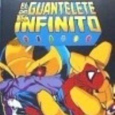 Libros: EL GUANTELETE DEL INFINITO: HEROES MARVEL. Lote 120668535