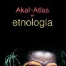 Libros: ATLAS DE ETNOLOGIA. Lote 70827465