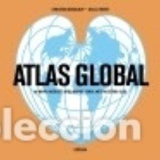 Libros: ATLAS GLOBAL. Lote 70836855