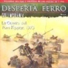 Livros: REVISTA DESPERTA FERRO. CONTEMPORÁNEA, Nº 3 , AÑO 2014. LA GUERRA DEL YOM KIPPUR, 1973 DESPERTA FERR. Lote 71015098