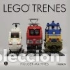 Livros: LEGO TRENES. Lote 123346790
