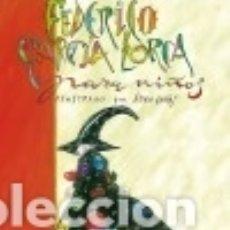 Libros: FEDERICO GARCÍA LORCA PARA NIÑOS EDITORIAL SUSAETA. Lote 70872507