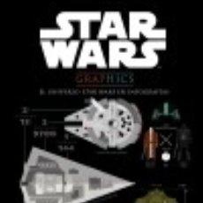 Libros: STAR WARS GRAPHICS. EL UNIVERSO STAR WARS EN INFOGRAFÍAS HACHETTE HEROES. Lote 70915674