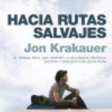 Libros: HACIA RUTAS SALVAJES. Lote 91307948