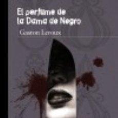 Libri: EL PERFUME DE LA DAMA DE NEGRO. Lote 121130552