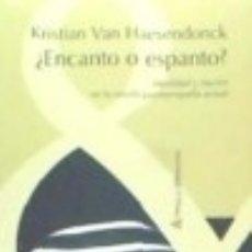 Libros: ¿ENCANTO O ESPANTO? IDENTIDAD Y NACIÓN EN LA NOVELA PUERTORRIQUEÑA ACTUAL.. Lote 70725897