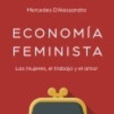 Libros: ECONOMÍA FEMINISTA. Lote 119626664