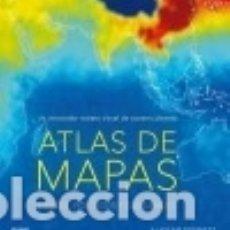 Libros: ATLAS DE MAPAS. Lote 114793670
