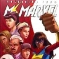 Libros: MS. MARVEL 07. Lote 118557336